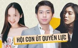 Hội út cưng nổi tiếng trong giới con nhà giàu Việt