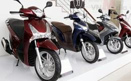 Tổng quan thị trường, sản xuất và nhập khẩu xe máy 2017