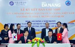 Hàn Quốc hỗ trợ Đà Nẵng phát triển đường sắt đô thị