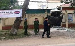 2 nghi can nổ mìn phá ATM đã bị bắt