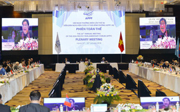 Bế mạc, APPF thông qua Tuyên bố Hà Nội về Tầm nhìn mới của quan hệ đối tác nghị viện châu Á – Thái Bình Dương