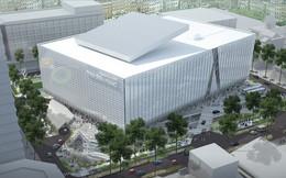 TP.HCM: Trung tâm thể dục Phan Đình Phùng sẽ khởi công trong quý 1/2018
