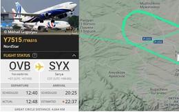 Máy bay Nga chở 172 người gặp sự cố nghiêm trọng trên không