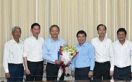 UBND TPHCM cho nguyên Phó Chủ tịch Lê Văn Khoa thôi việc