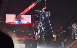CQĐT lý giải về chiếc CMND trong xe ô tô Mercedes lao xuống sông Hồng
