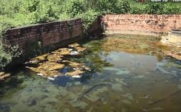 Clip: Suối nước nóng 8 tỷ đồng bỏ hoang gần chục năm ở Kon Tum