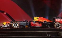 """Cận cảnh siêu xe đua F1 """"ra mắt"""" tại Hoàng thành Thăng Long"""