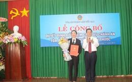 Trao quyết định bổ nhiệm Chánh án TAND tỉnh Bình Phước