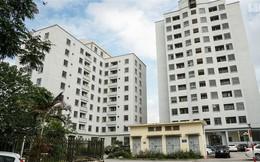 Lãng phí hàng trăm tỉ, khu nhà tái định cư Phú Diễn xây cao, xây đẹp rồi... bỏ hoang?
