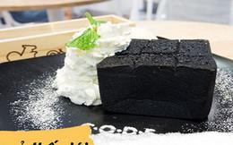 """Quán cafe ở Thái """"cả gan"""" mang cục than đen xì ra phục vụ khách hàng làm ai cũng giật mình"""