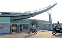 Kiến nghị Ủy ban Kiểm tra Thành ủy làm rõ vi phạm ở Học viện Cán bộ TP HCM