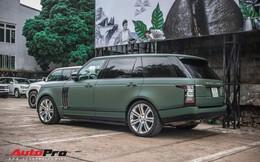 Khám phá Range Rover SVAutobiography LWB chuyên chở khách VIP của ông chủ cafe Trung Nguyên