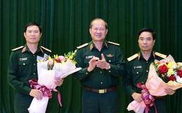 Bổ nhiệm Tư lệnh Quân khu 4 giữ chức Phó Tổng Tham mưu trưởng Quân đội