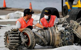 Máy bay Indonesia chở 189 người lao xuống biển: Thông tin điều tra mới nhất