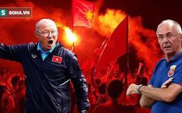 Báo Hàn Quốc: Từng hưởng lương gấp 24 lần song Eriksson sẽ gục ngã trước HLV Park Hang-seo