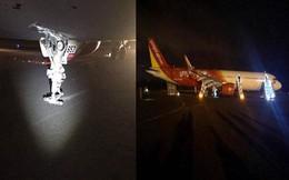 Chuyến bay gặp sự số tại Buôn Ma Thuột: 2 bánh trước bị mất trong quá trình hạ cánh