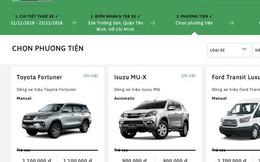 Đại gia cho thuê xe của Mỹ chính thức vào Việt Nam