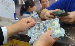 Tỉ giá USD/VNĐ chạm mốc cao nhất từ đầu năm