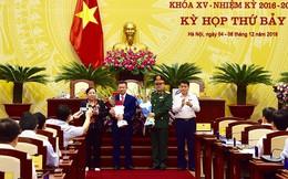 Hà Nội miễn nhiệm và bầu bổ sung hai Ủy viên UBND thành phố