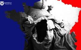 Bức tượng vỡ tại Khải Hoàn Môn Pháp: Nỗi buồn của những cuộc thảm sát di sản