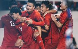 Tuyển Việt Nam được thưởng hơn 1 tỷ đồng sau khi giành vé vào chung kết AFF Cup 2018
