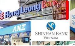 Các trường hợp phong tỏa tài sản chi nhánh ngân hàng nước ngoài