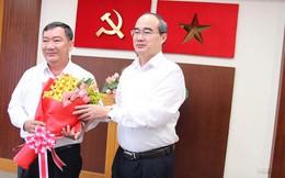 Ông Trần Văn Thuận được điều động làm Bí thư Quận ủy Quận 2