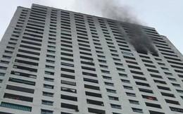Phát hiện thi thể phụ nữ trong vụ cháy tại chung cư Linh Đàm