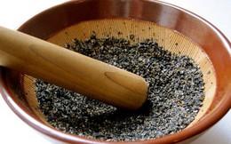 Loại hạt rẻ tiền được Đông y đánh giá là thuốc quý bổ gan thận: Chỉ cần ăn 1 thìa/ngày