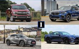10 động cơ xuất sắc nhất 2018: Vắng bóng Mercedes-Benz
