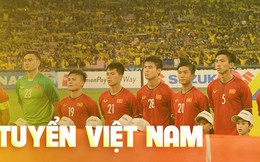 Tuyển Việt Nam đã chạm một tay vào vương miện: Thế hệ vàng, khát vọng vàng & cúp vô địch bằng Vàng