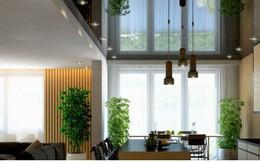 Ngôi nhà tuyệt đẹp nhờ chọn tường làm từ nan gỗ