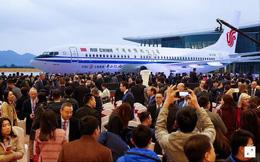 Boeing mở nhà máy tại Trung Quốc giữa lúc căng thẳng thương mại