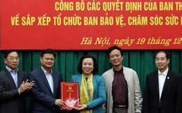 Ban Thường vụ Thành ủy Hà Nội bổ nhiệm, điều động nhân sự chủ chốt