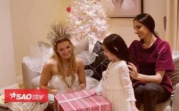 """Quà Giáng sinh của những đứa trẻ nhà tỷ phú """"khủng"""" tới mức nào?"""