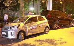 Say xỉn gây tai nạn liên hoàn trên phố Hà Nội, nữ tài xế Lexus có bị khởi tố?