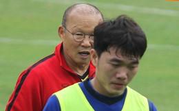 Xuân Trường nỗ lực không ngừng trong buổi tập đầu tiên hướng tới Asian Cup 2019