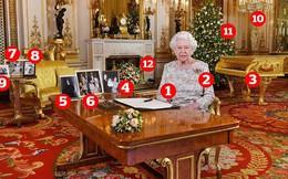 Nữ hoàng Anh gửi thông điệp ngầm về người kế vị ngai vàng trong bức ảnh Giáng sinh 2018 khiến dân tình xôn xao