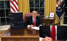 """Giáng sinh buồn của ông Trump: Bị 1 tờ giấy """"bóc mẽ"""", đăng hơn 50 dòng tweet trong cô độc"""