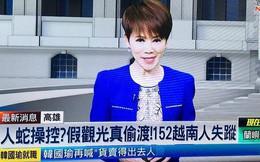 152 du khách Việt Nam bị nghi bỏ trốn tại Đài Loan