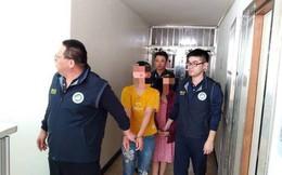 Đài Loan đã bắt được 8 du khách Việt, trong đó có 3 người tự đến khai báo