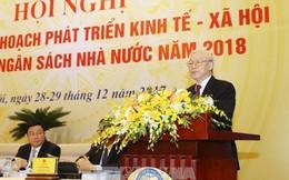 Tổng bí thư, Chủ tịch nước sẽ dự phiên họp Chính phủ cuối năm