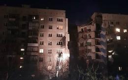 Nổ gas lớn ở Nga: Sập hoàn toàn một góc chung cư, 79 người mất tích