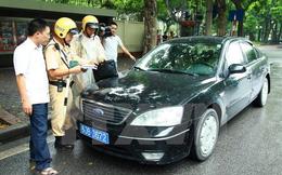 Bộ Tài chính yêu cầu đấu giá công khai ôtô dôi dư của các bộ, tỉnh