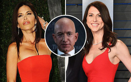 """Lộ tin nhắn mùi mẫn tỷ phú Bezos gửi cho """"người tình bí mật"""", hình ảnh selfie nhạy cảm tới mức báo chí không thể đăng tải"""