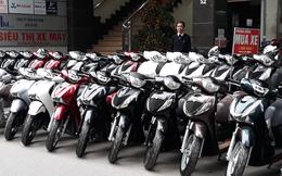 Người Việt mua hơn 3,4 triệu xe máy trong 2018