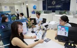 Ngân hàng Shinhan Việt Nam được thành lập 4 chi nhánh và 2 phòng giao dịch