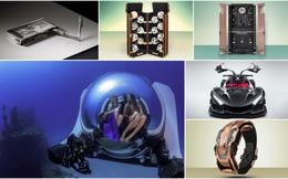 """Từ tàu ngầm tư nhân đến đồng hồ nguyên tử: Dưới đây là 10 phát minh xa xỉ nhất khiến ai cũng """"phát cuồng"""" năm qua"""