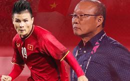 """""""Từ cõi chết trở về"""", thầy trò HLV Park đã làm nên điều không tưởng khi đi tới tứ kết Asian Cup 2019: Hãy ngẩng cao đầu các chiến binh áo đỏ của Việt Nam!"""