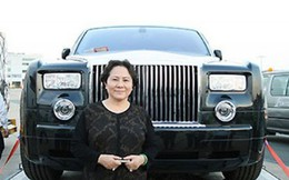 """Chân dung  nữ """"đại gia"""" BĐS Dương Thị Bạch Diệp sở hữu chiếc Rolls-Royce đầu tiên tại Việt Nam vừa bị bắt, và khối bất động sản không ngờ"""